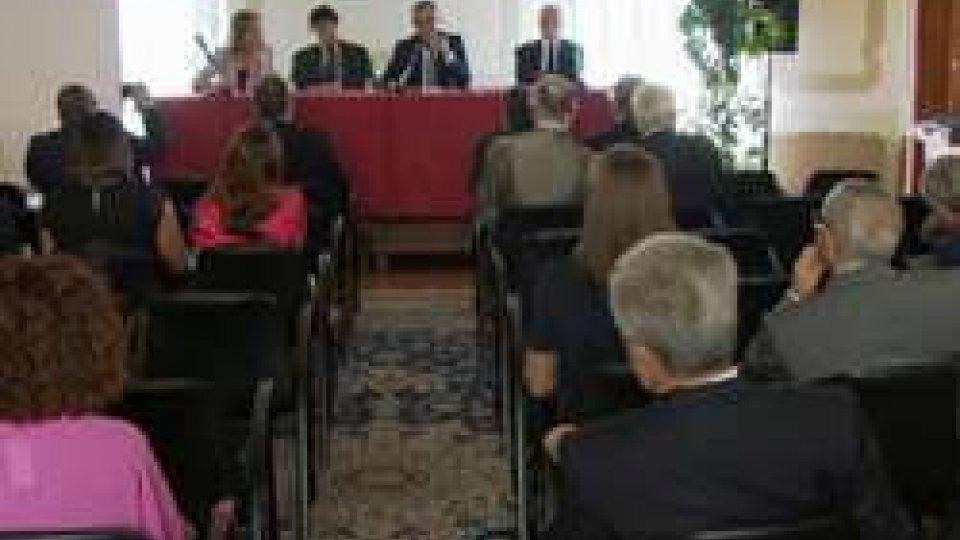 Valentini incontra i rappresentanti della diplomazia sammarineseSan Marino: Valentini incontra i rappresentanti della diplomazia sammarinese