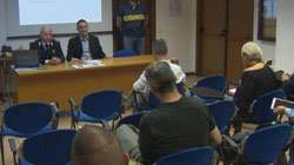 Stefano Bernacchia e Gian Luca Dolcini