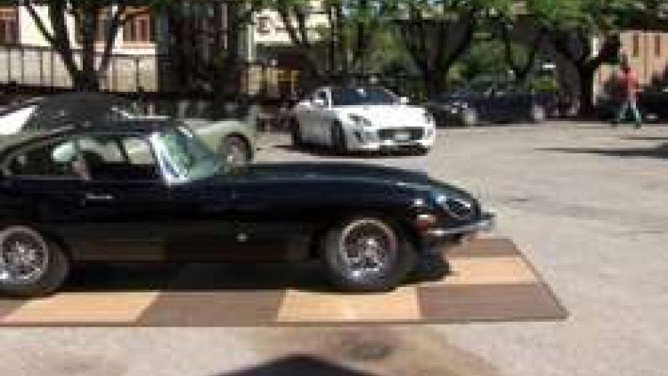 Jaguar Day a San Marino tra spettacolo e tradizione