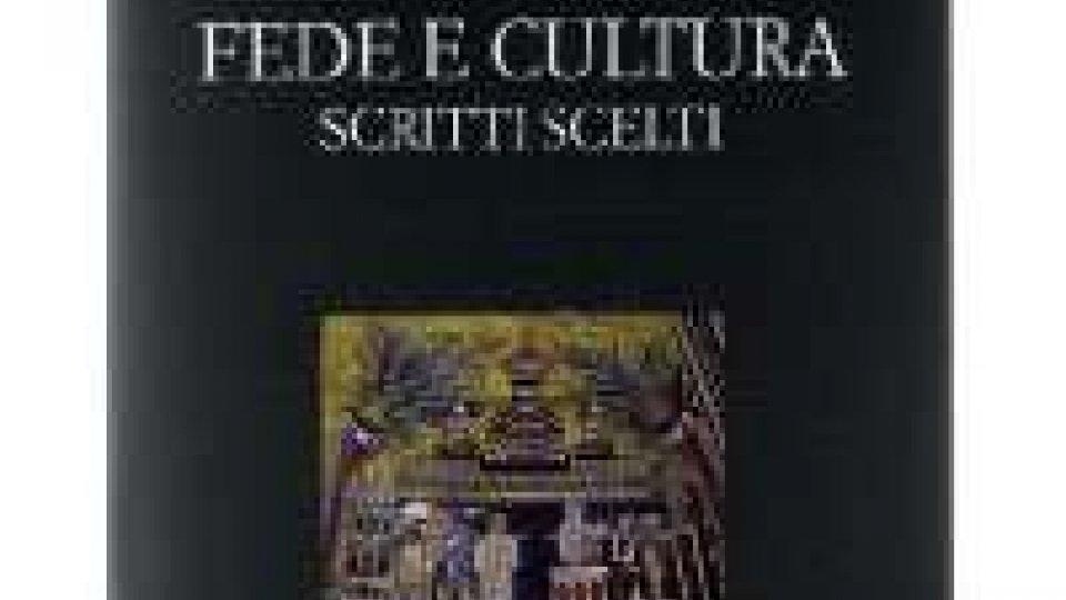 """Mons. Negri presenta a Roma il volume """"Fede e Cultura. Scritti scelti"""""""