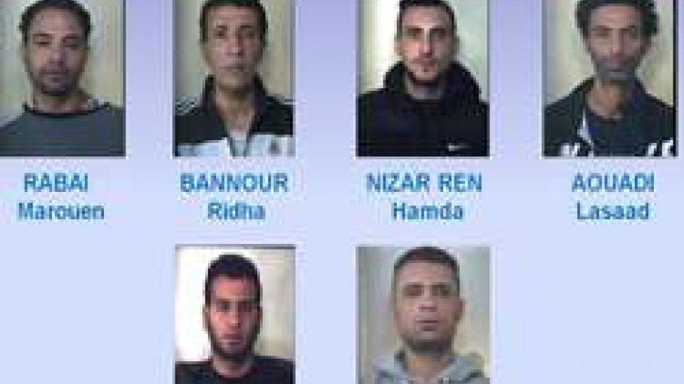 Gli arrestatiDroga: stroncato giro di spaccio a Rimini