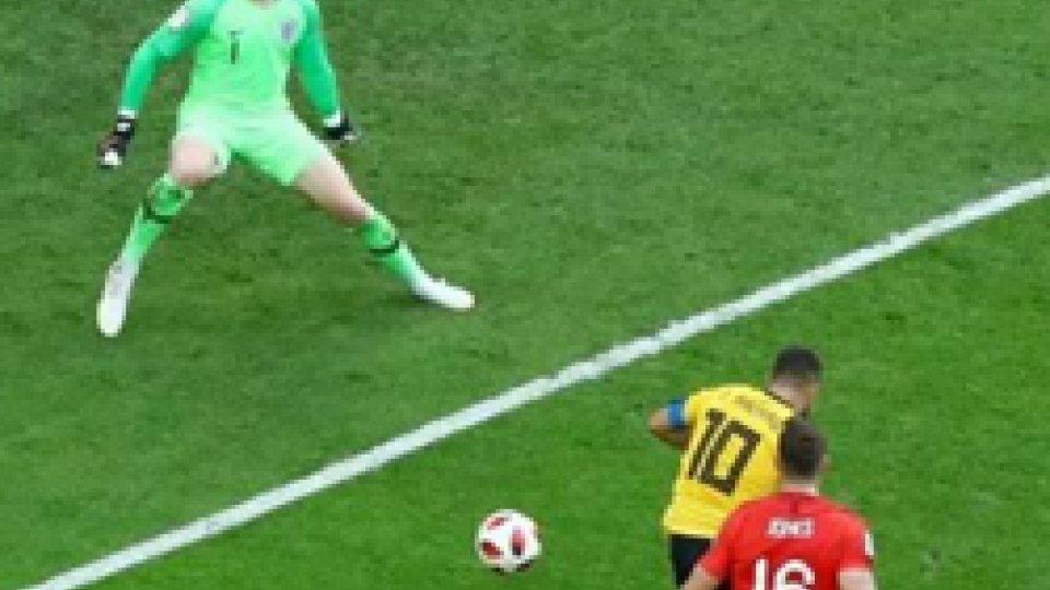 Mondiali, il Belgio è terzo