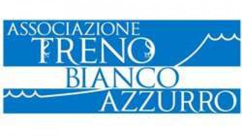 Associazione Treno Bianco Azzurro ringrazia per la collaborazione