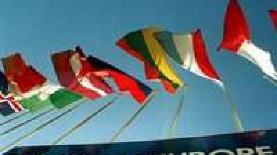 Stefanelli, Andreoli e Giovagnoli lunedì al Consiglio d'Europa
