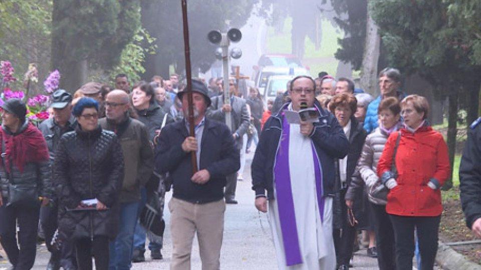 La processione a Montalbo