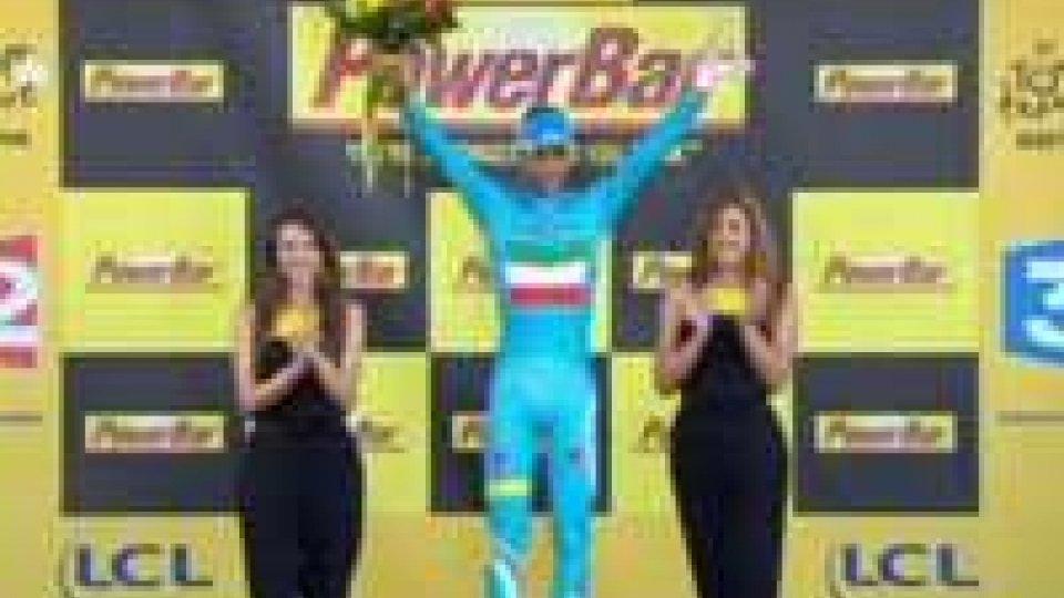Tour: grande prova di Vincenzo Nibali nella 10' tappaTour de France: tappa e maglia gialla per Nibali