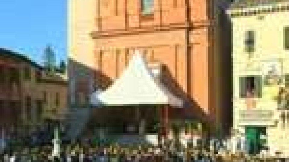 Visita Papa: a Pennabilli l'incontro con 5 mila giovani