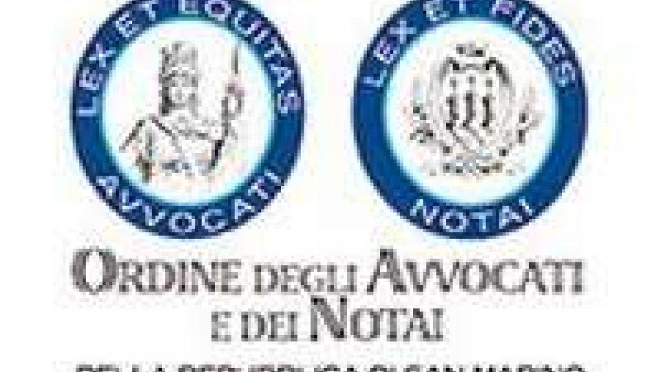 San Marino: avvocati e notai sono membri del CCBE