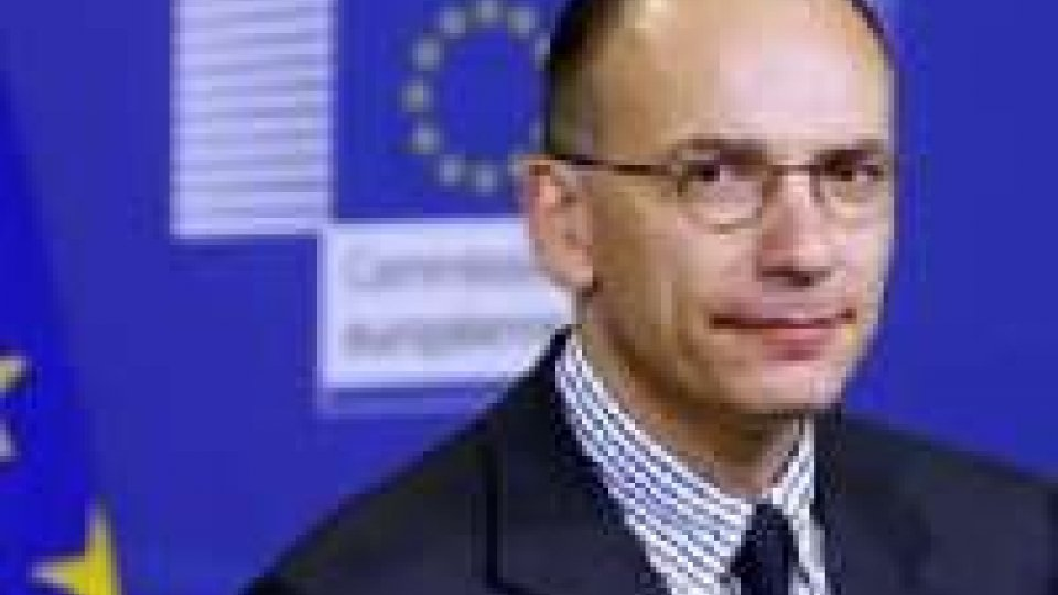 """Letta: """"da UE 1,5 miliardi, ora imprese non hanno più alibi"""""""