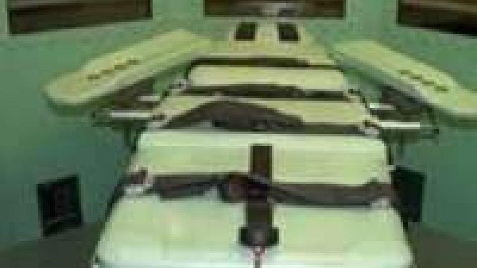 Usa: sospesa pena di morte per disabile mentale