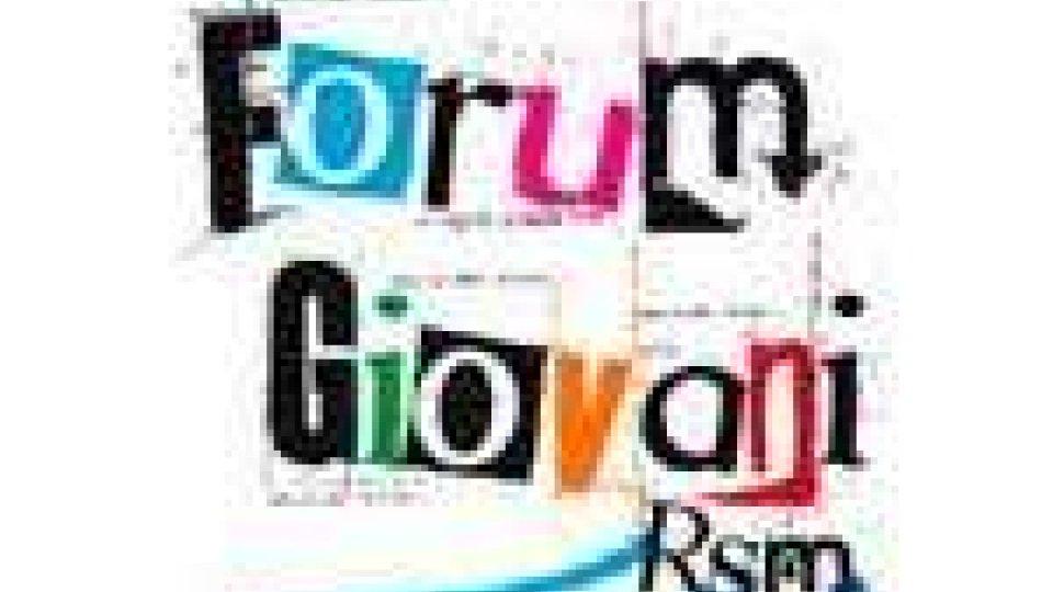 Il Forum dei Giovani propone tavole rotonde pubbliche