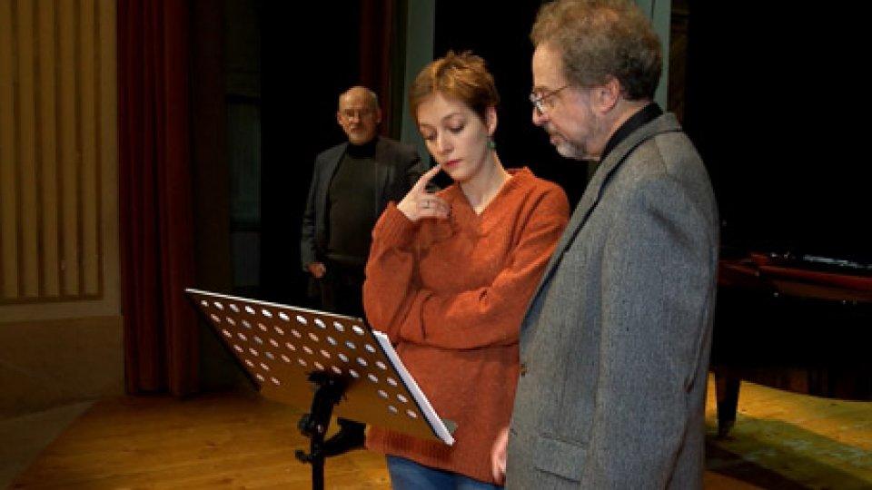 Il concerto di Laurence SherrGuarigione dal razzismo: musica contemporanea per voce (lirica) sola