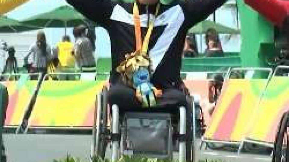 Paralimpiadi, Zanardi e Mazzone d'argento dopo l'oro: Italia a quota 27