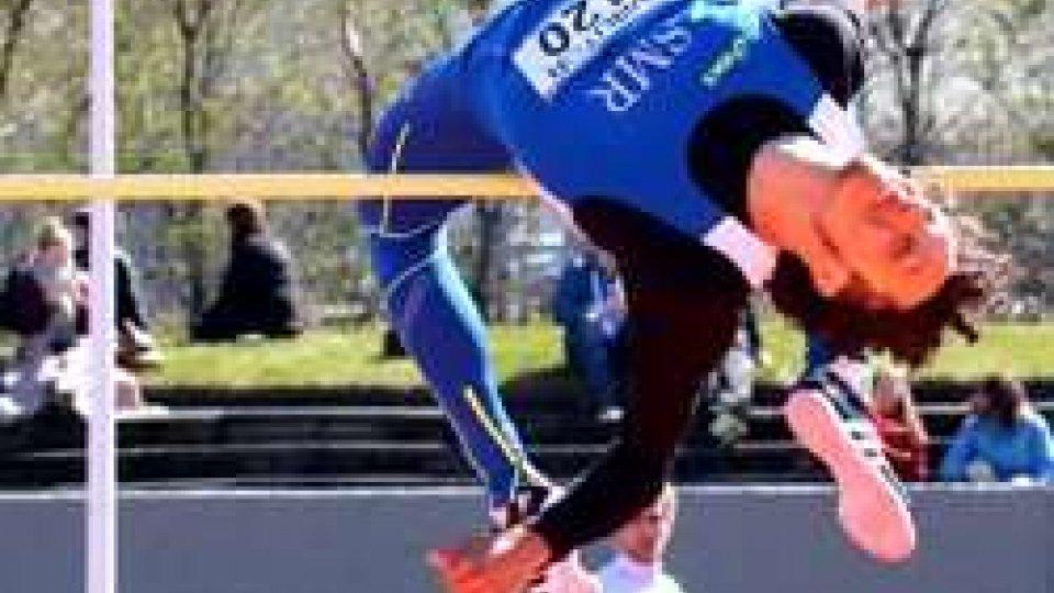 Atletica, ottimo esordio outdoor per gli atleti sammarinesi