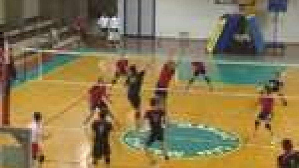 Volley: successo per Gulf Femm e Banca di San Marino