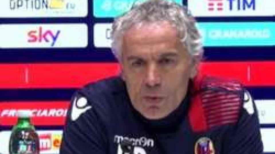 """Roberto DonadoniBologna-Napoli, Donadoni: """"Dobbiamo rimanere compatti e aggressivi"""""""
