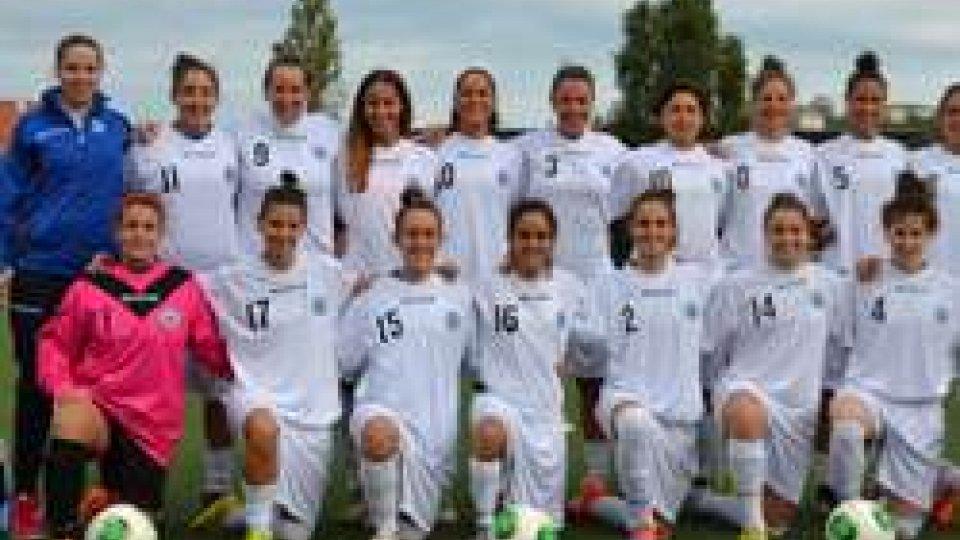 Femminile: ecco il girone della San Marino Academy