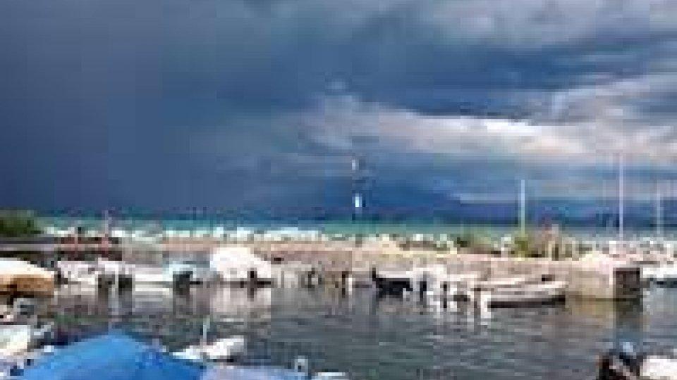 Meteo: in arrivo temporali su tutta la penisola