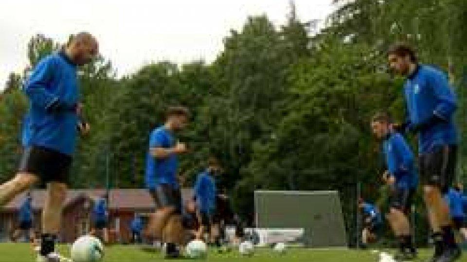 In preparazione la sfida contro la BosniaRegions Cup: ultimo allenamento in vista della Bosnia