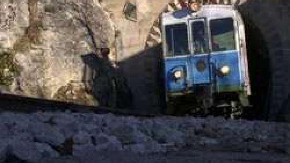 L'elettromotrice AB 03Cina: in arrivo delegazione per progetto ferroviario Rimini-San Marino