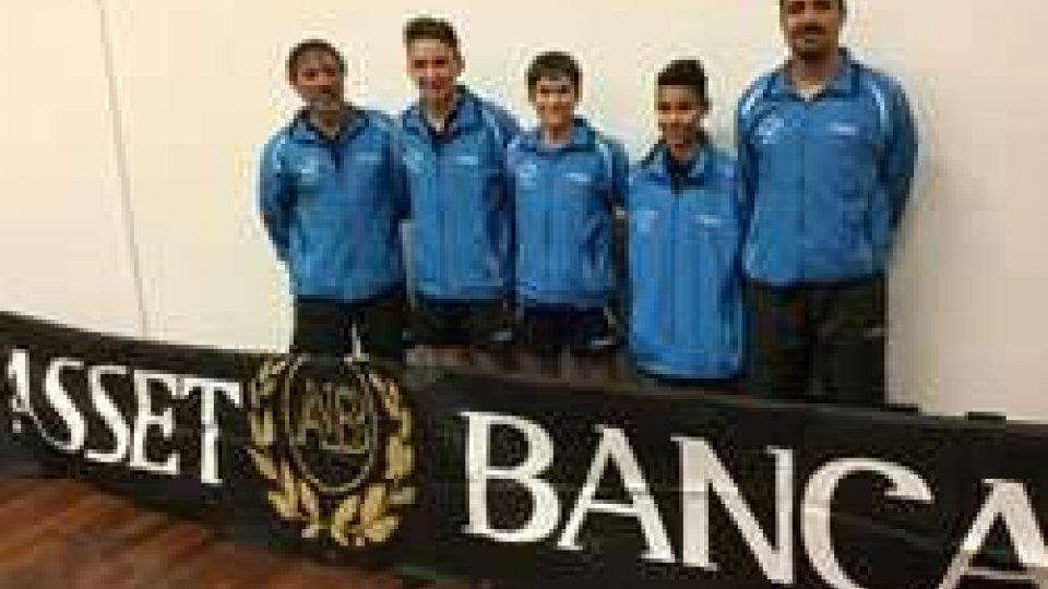 Tennistavolo: tris di vittorie per la Juvenes Asset Banca