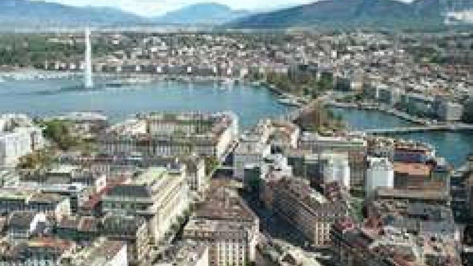 133esima Assemblea UIP, la delegazione sammarinese a Ginevra: al centro i flussi migratori