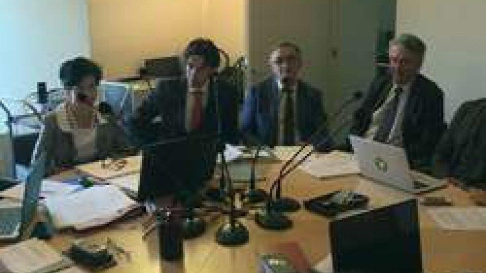 """Audizione in commissione del Magistrato Dirigente su """"questioni aperte inerenti il settore giustizia"""""""