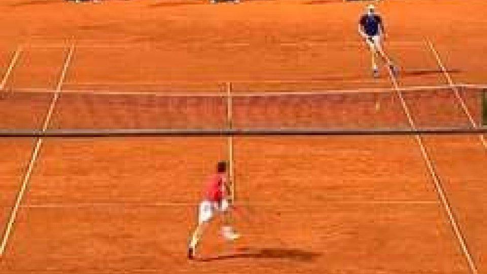 Coppa Davis: il doppio porta avanti l'Argentina con l'Italia