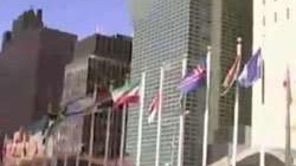 S.Marino alla Conferenza Onu dei Presidenti dei ParlamentiS.Marino alla Conferenza Onu dei Presidenti dei Parlamenti