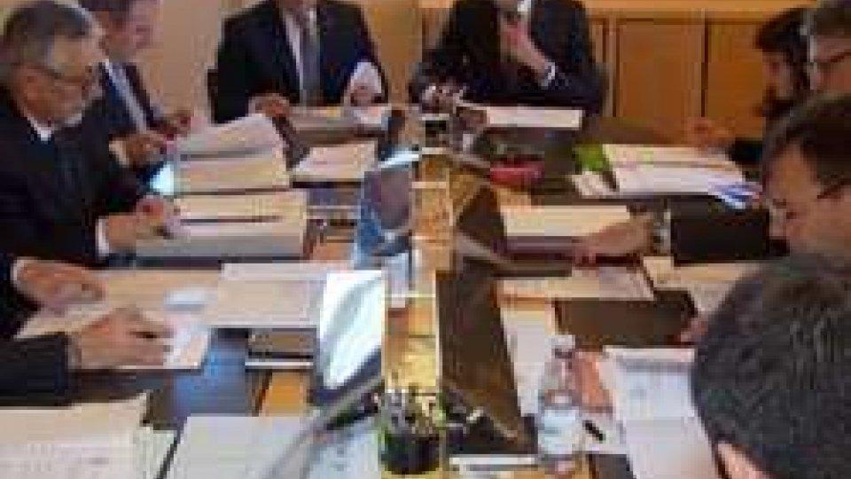 Congresso di StatoIl Governo si occupa di questioni finanziarie