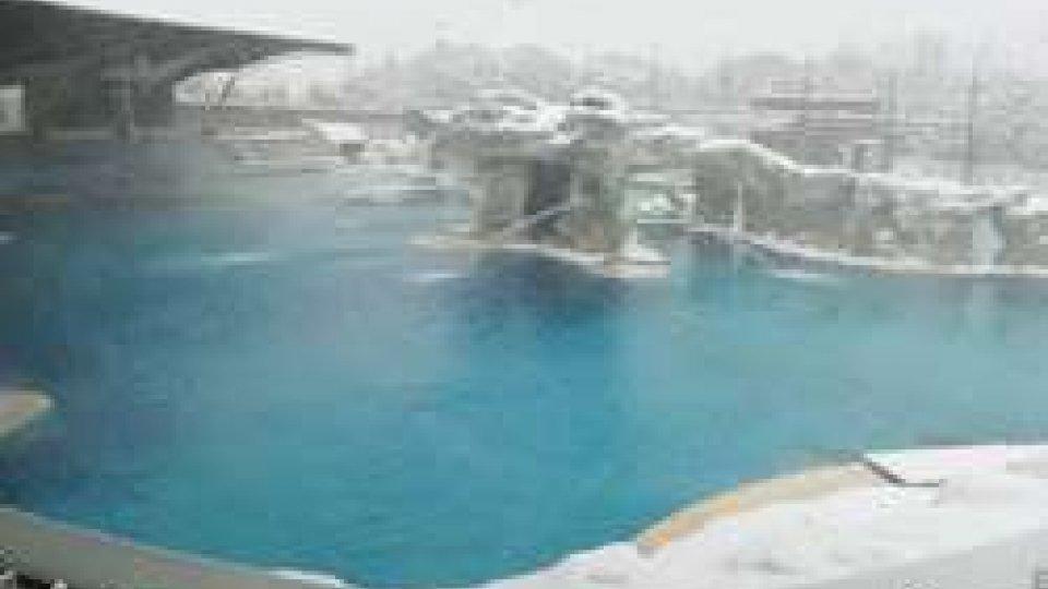 OltremareLa bellezza della neve nei parchi di divertimento