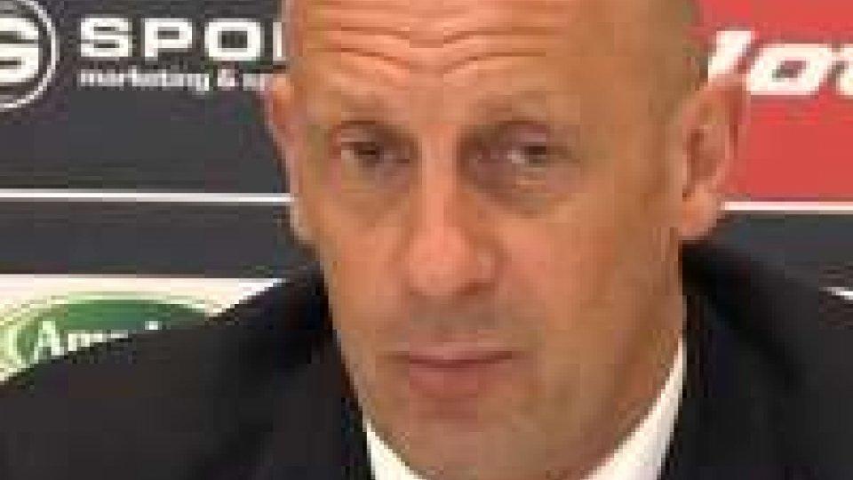 Cesena-Palermo 0-0Intervista a Giuseppe Iachini e Domenico Di Carlo