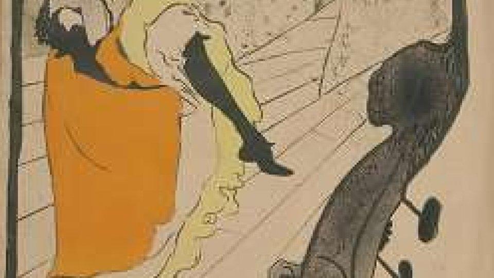 Toulouse Lautrec. La Belle Époque, la mostra
