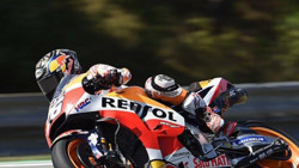 MotoGP: a Brno miglior tempo per Pedrosa nelle libere