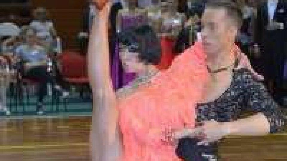 San Marino DanceSport Festival ad alto gradimentoSan Marino DanceSport Festival ad alto gradimento