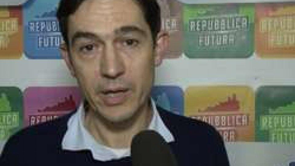 """Nicola SelvaAssemblea costitutiva RF, Nicola Selva: """"Ho accettato con orgoglio"""""""