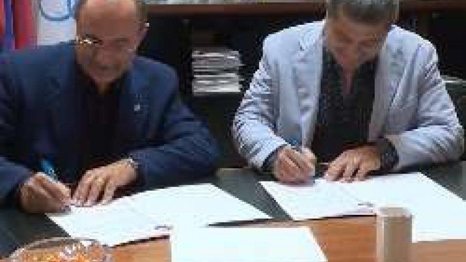 Rinnovato l'accordo tra Federazione Sammarinese Tiro con l'Arco e FIARCRinnovato l'accordo tra Federazione Sammarinese Tiro con l'Arco e FIARC