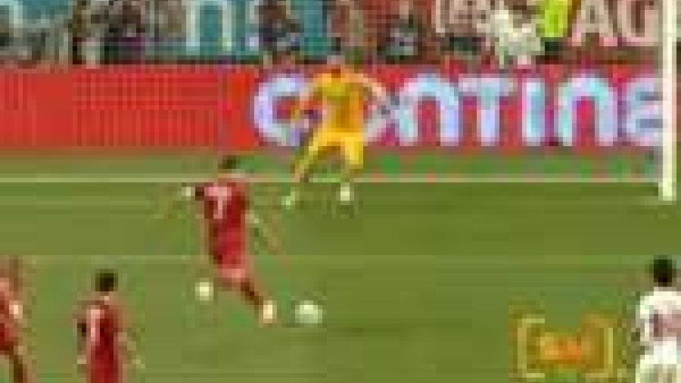 Amichevoli internazionali. Turchia-Portogallo 3-1. Vittoria per la Polonia, sconfitta per l'UcrainaAmichevoli internazionali. Turchia-Portogallo 3-1. Vittoria per la Polonia, sconfitta per l'Ucraina