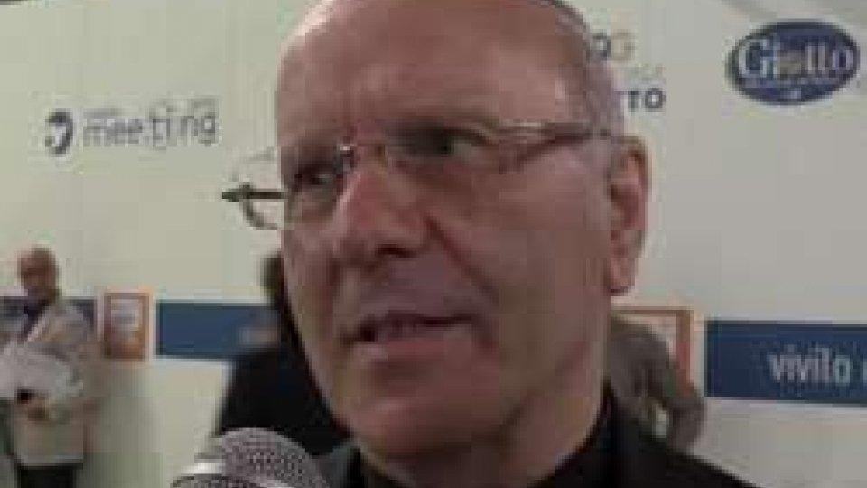 "Meeting, Mons. Galantino: ""Rinnovamento nelle scelte, rinnovamento nella Chiesa""Meeting: intervista a Mons. Galantino"