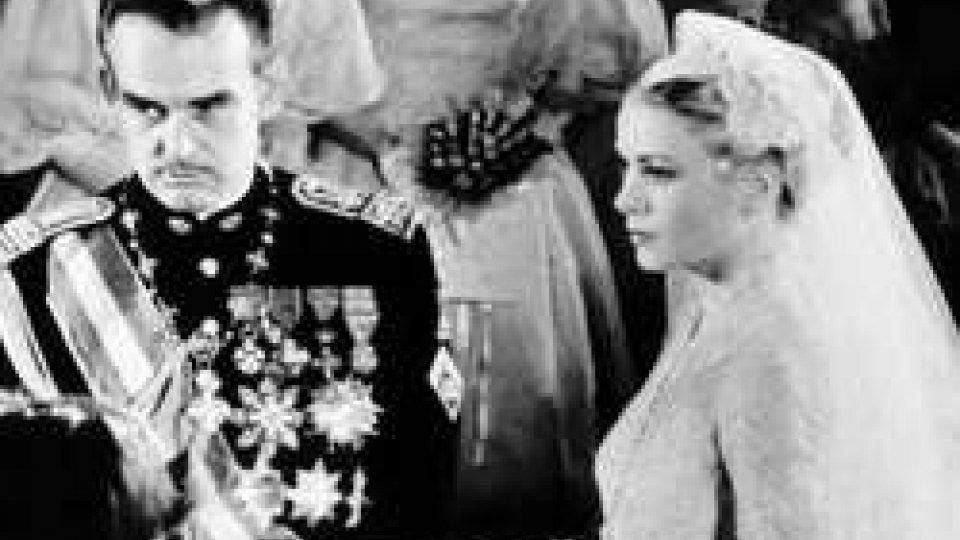 il matrimonio tra Grace e Principe Ranieri (@magazinedelledonne)