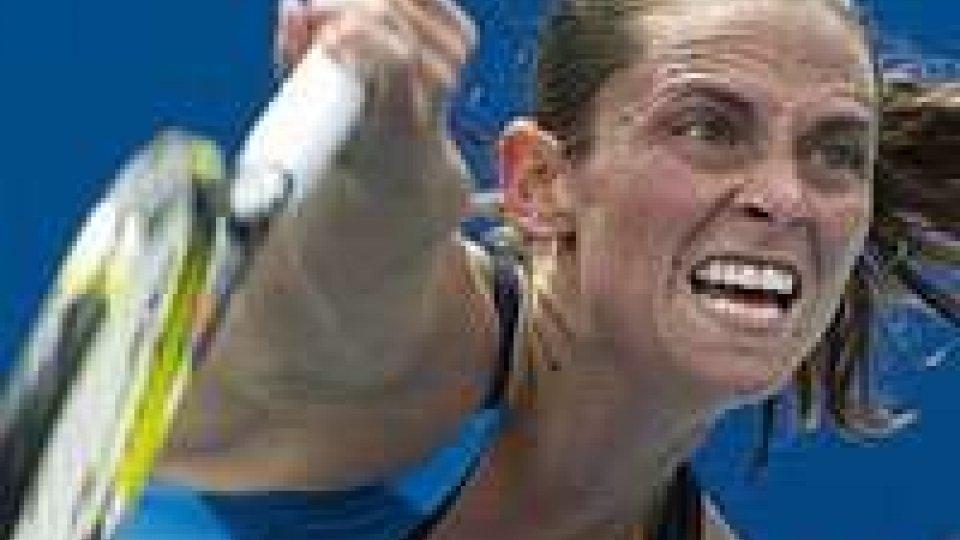Tennis: Vinci sconfitta, a romena Halep torneo Bucarest