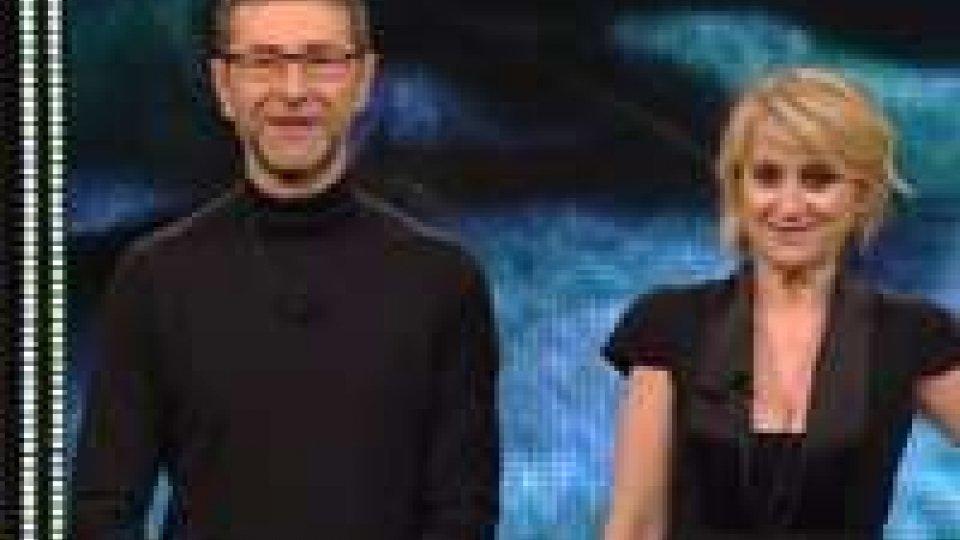 Sanremo: protagonisti della terza serata sessant'anni di televisione