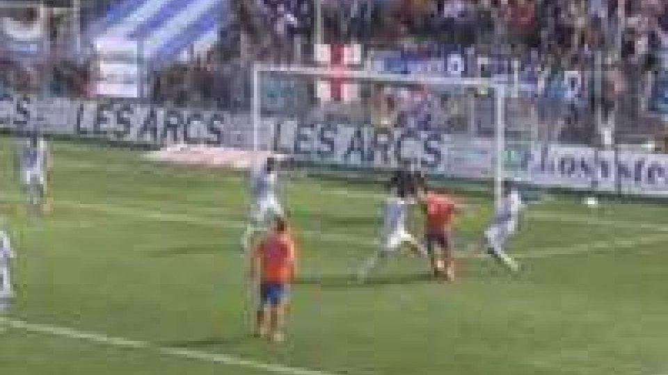 Entella fermata 0-0 dalla Pro Patria, la Pro Vercelli non ne approfitta