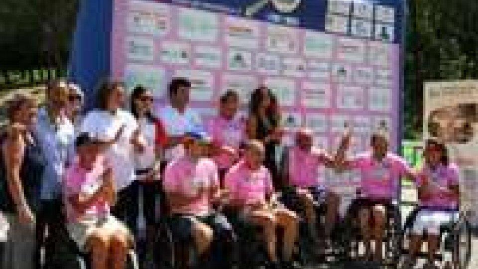 Il Giro d'Italia di handbike farà tappa a San Marino anche nel 2014: appuntamento il 13 luglio