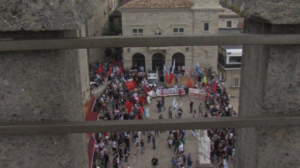 """l'ultimo sciopero generaleCsu: sciopero generale il 14 dicembre, """"Nessuna volontà di dividere i lavoratori"""" risponde Zanotti"""