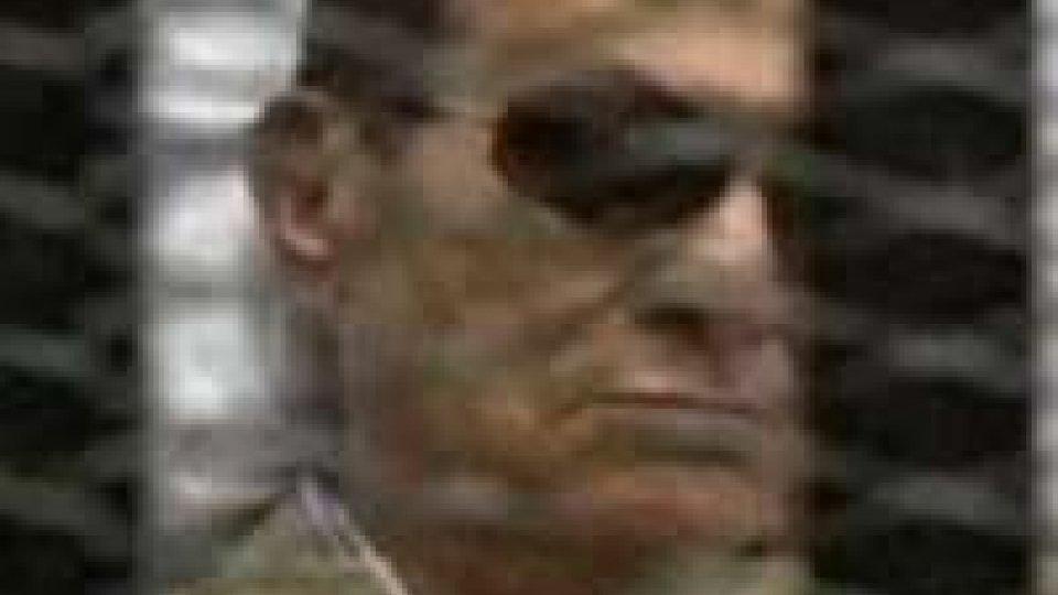 Egitto. Mubarak è in coma