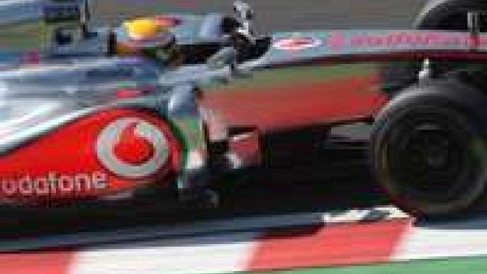 F1: Hamilton in pole a Silverstone