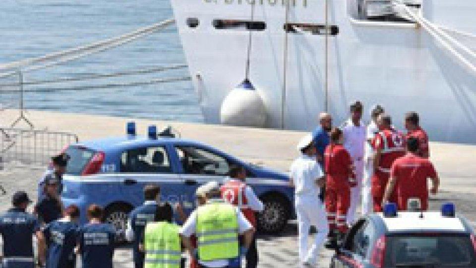 @ANSANave Diciotti: disposto lo sbarco di 16 migranti