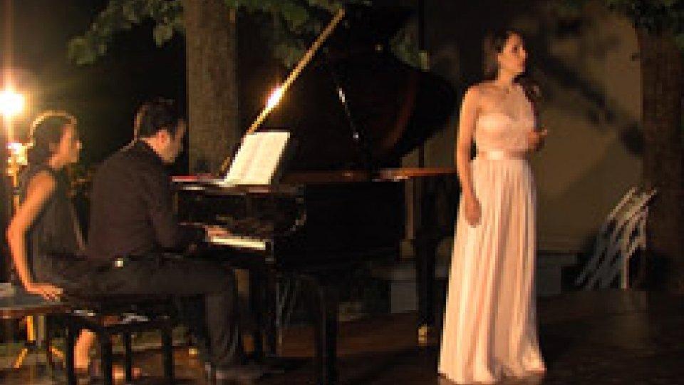 """Grande serata in musica nel giardino """"Renata Tebaldi"""""""
