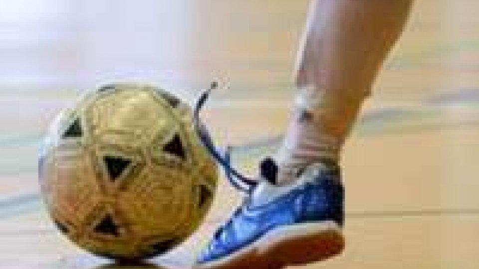Futsal: stasera San Marino - Fano